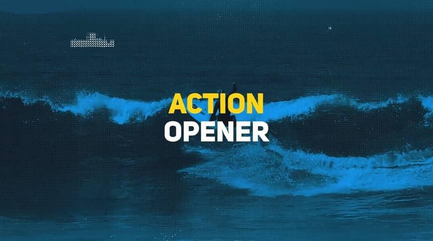 پروژه پرمیر آماده Action Opener