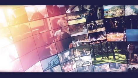 پروژه افترافکت اسلاید ویدئو