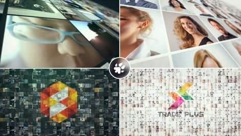 دانلود رایگان پروژه افترافکت Multi Video