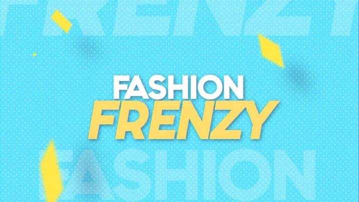 پروژه افترافکت Fashion Frenzy