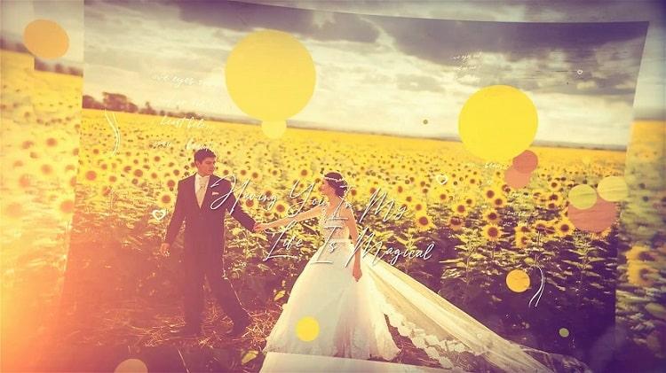 پروژه آماده عروسی