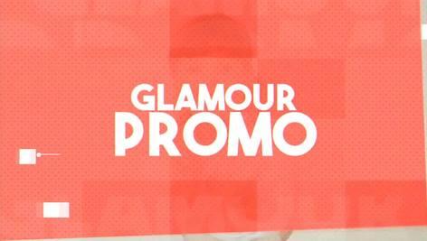پروژه آماده افترافکت Glamour