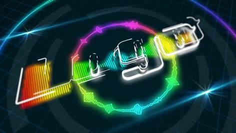 پروژه افتر افکت نمایش لوگو audio logo
