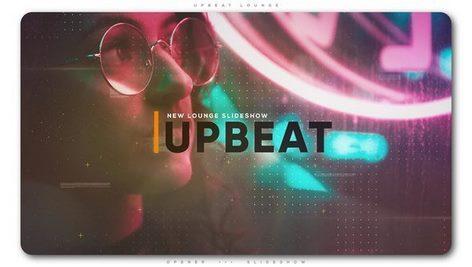 پروژه آماده افتر افکت Upbeat Lounge