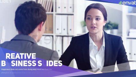 پروژه آماده افتر افکت Business Opener