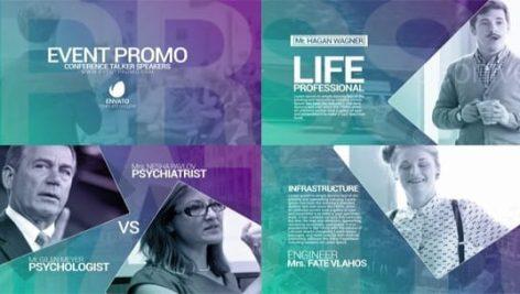 پروژه آماده Event Promo