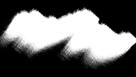 ترانزیشن رایگان Paint Brush ( پک ۲۱ عددی)