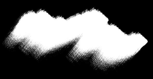 ترانزیشن رایگان Paint Brush
